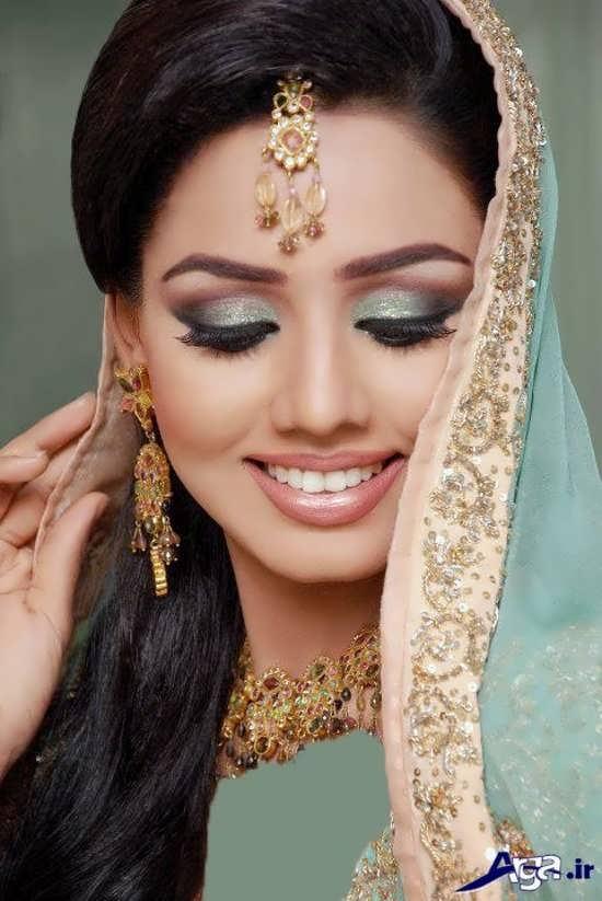 مدل ابرو پهن عروس