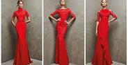 مدل لباس شب زنانه زیبا و جدید