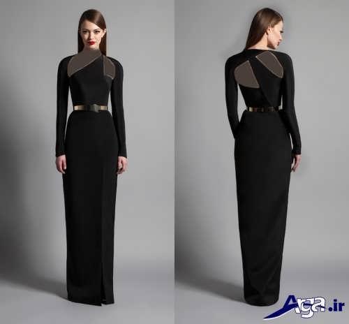 مدل لباس شب با طراحی فوق العاده زیبا