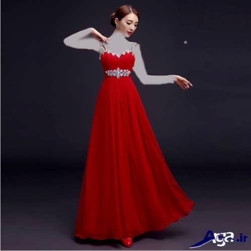 مدل لباس شب زنانه شیک و مدرن