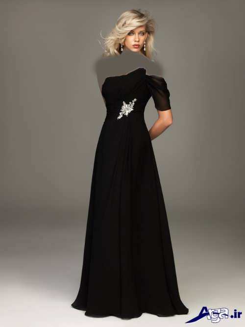 مدل لباس شب ساده