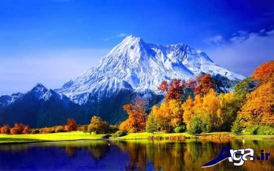 عکس کوه های زیبا