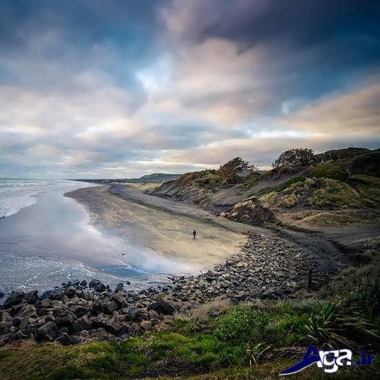 عکس های زیبا از طبیعت بکر دریا