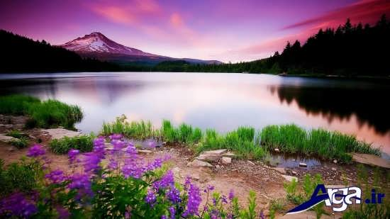مناظر شگرف و زیبا
