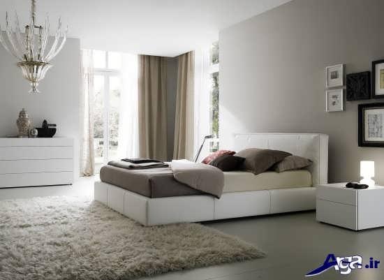 چیدمان وسایل اتاق خواب جدید
