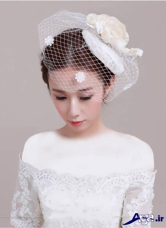 مدل تور عروس اروپایی