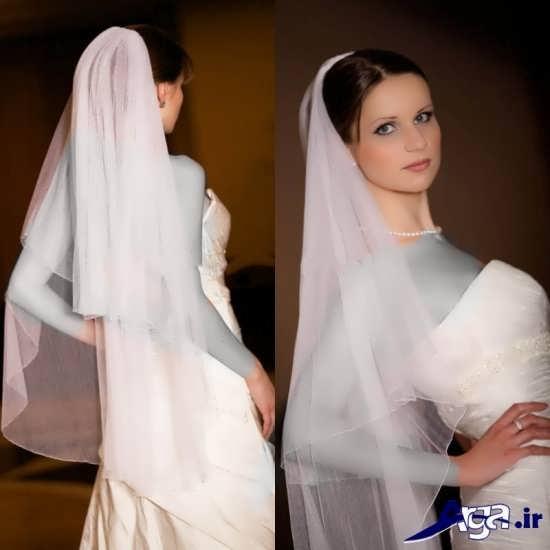 مدل های تور عروس ساده و جذاب