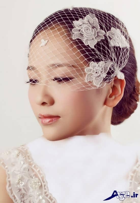 مدل تور عروس فانتزی