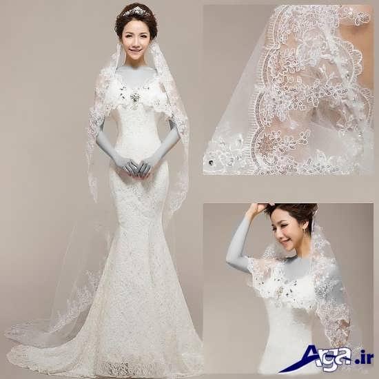 مدل تور عروس ایرانی