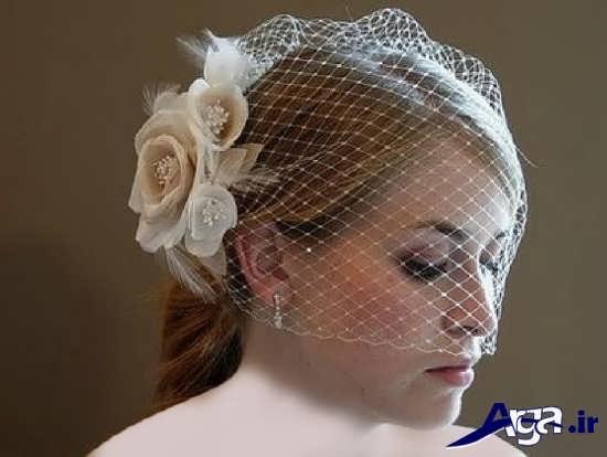 مدل تور عروس ساده و زیبا