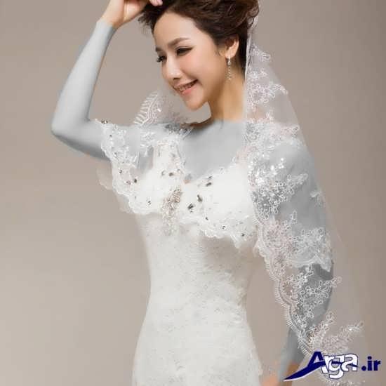 مدل تور عروس جدید