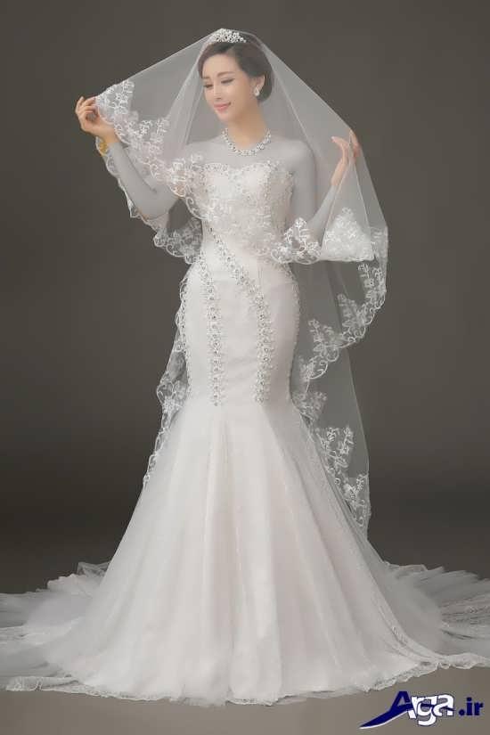 مدل تور عروس یلند