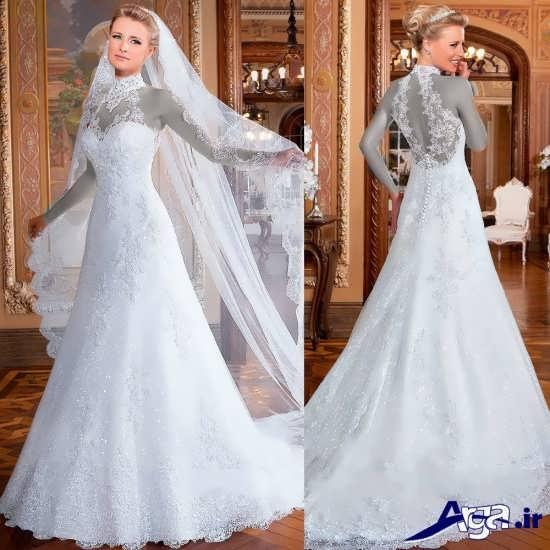 مدل تور عروس مدرن