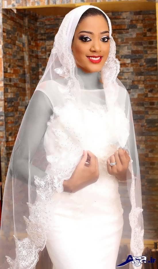 تور عروس ساده