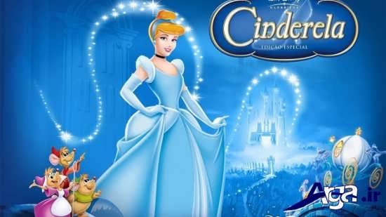سیندرلا در قصر یخی