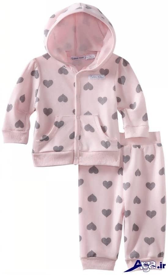 لباس نوزادی دخترانه مدرن