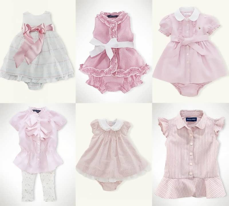 مدل لباس نوزادی دخترانه جدید با طراحی زیبا و دوست داشتنی