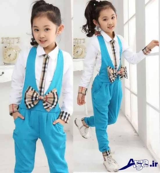 لباس بچه گانه دخترانه سرهمی