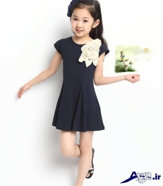 لباس کودک دخترانه شیک