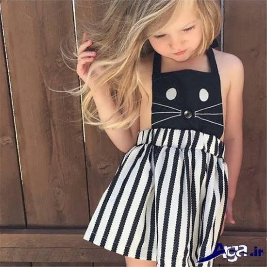 لباس بچه گانه ی دخترانه
