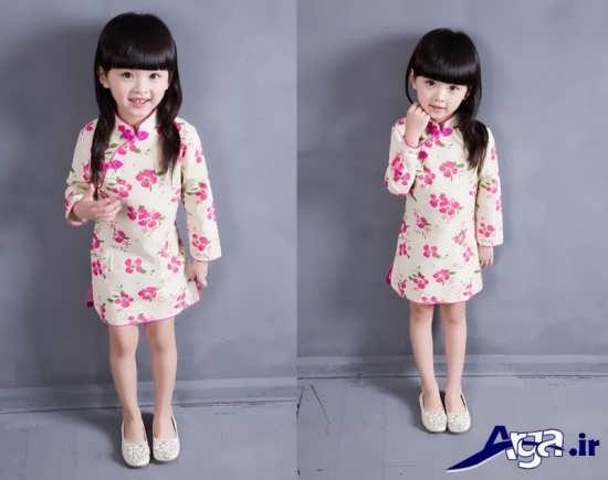 لباس کره ای دخترانه