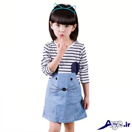 لباس کودک دخترانه مجلسی