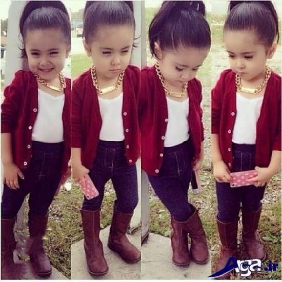 لباس بچه گانه جذاب دخترانه