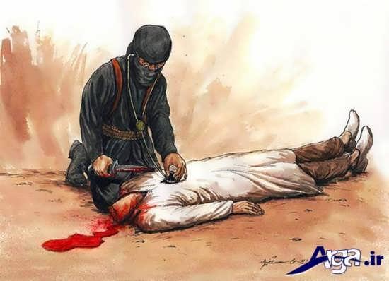 اقدامات داعش و قتل آدمیان