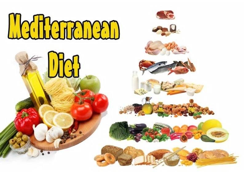 رژیم مدیترانه ای بهترین برنامه غذایی برای لاغری
