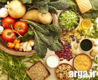 بهترین برنامه غذایی لاغری و کاهش وزن