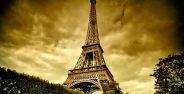 عکس های برج ایفل از زوایای مختلف