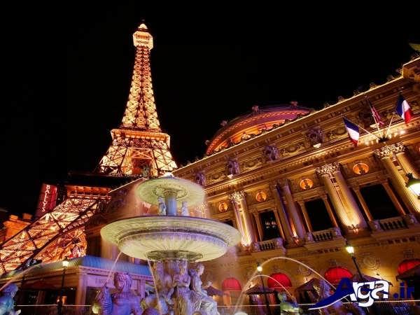 عکس های برج ایفل پاریس