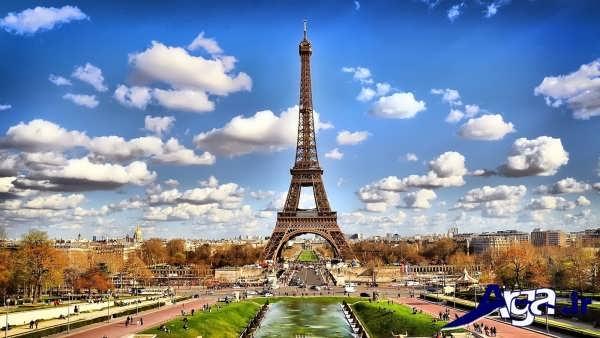 عکس های برج ایفل واقع در پاریس