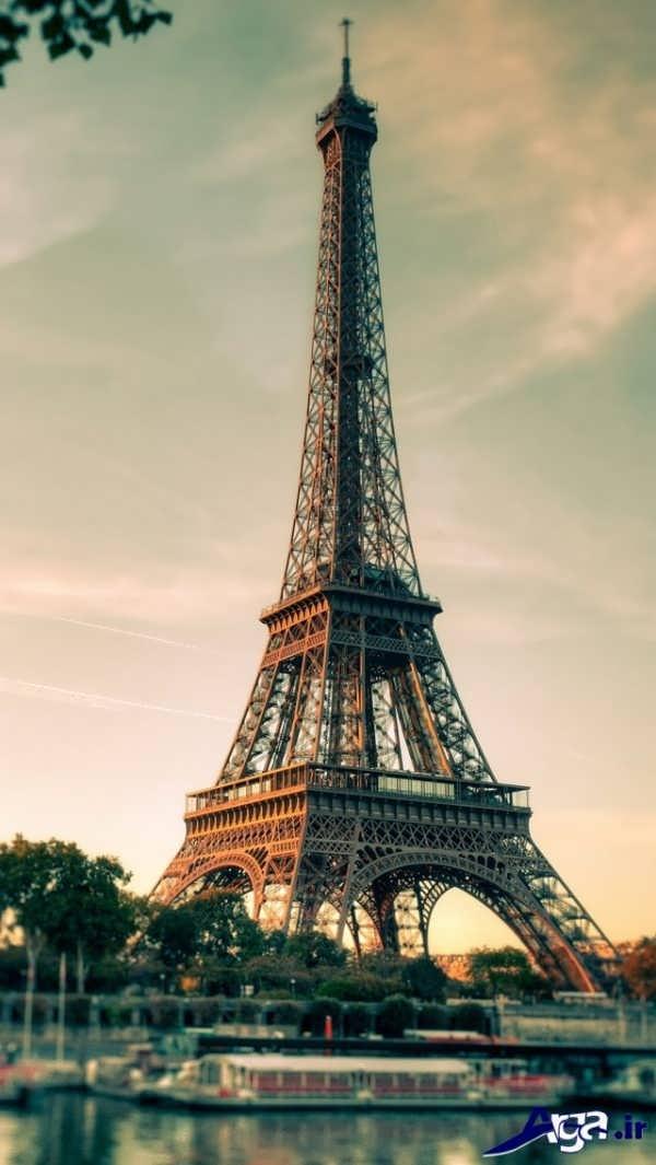عکس های برج ایفل زیبا