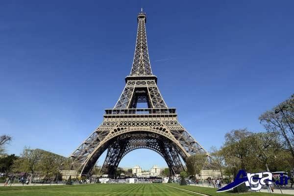 عکس های برج ایفل در روز