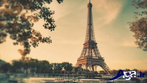 عکس های برج ایفل فرانسه