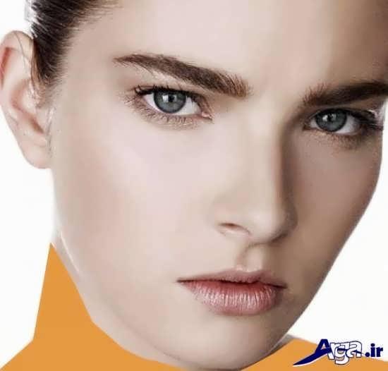 آرایش ابرو دخترانه با جدید ترین متد ها