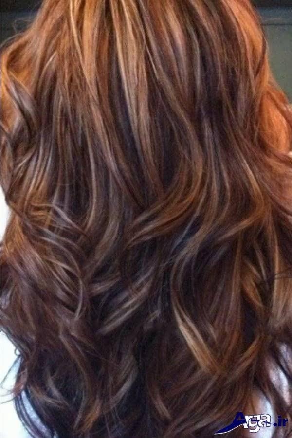 مدل موی فارا برای موهای نازک