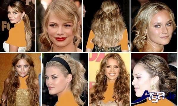 مدل موهای فارا
