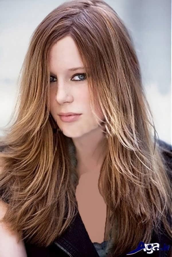 مدل موی زنانه فارا