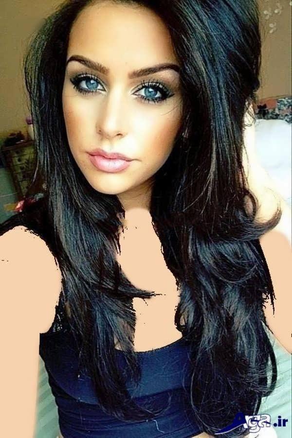 مدل موی زنانه فارا جذاب و زیبا