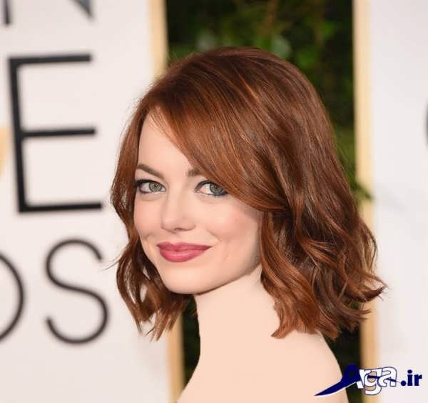 مدل موی فارا کوتاه