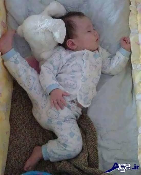 عکس های خنده دار تلگرام نوزاد
