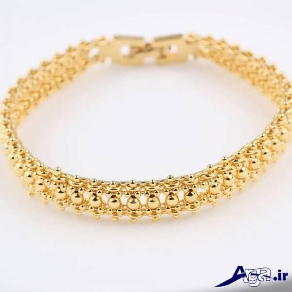 مدل دستبند طلا زنانه جدید