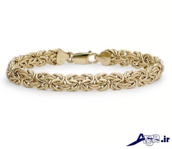 مدل دستبند طلای زنانه و دخترانه