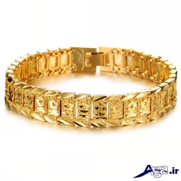 مدل دستبندهای طلای فوق العاده زیبا