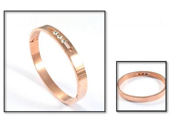 مدل دستبند طلا شیک