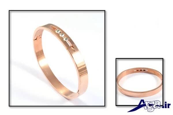 مدل های دستبند طلای زنانه