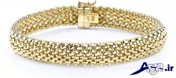 مدل های دستبند طلا زیبا و جدید