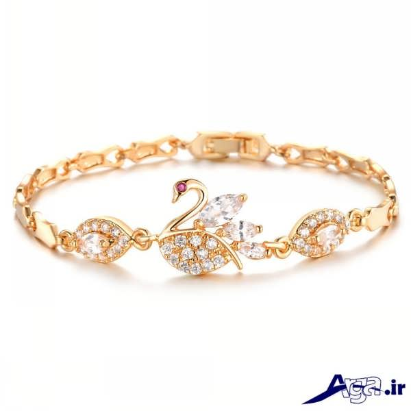 مدل های فانتزی دستبند طلا